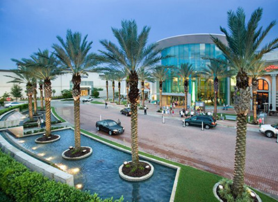 Orlando Car Dealerships >> Innovations Design Group Landscape Architects | Millenia Mall | Innovations Design Group ...